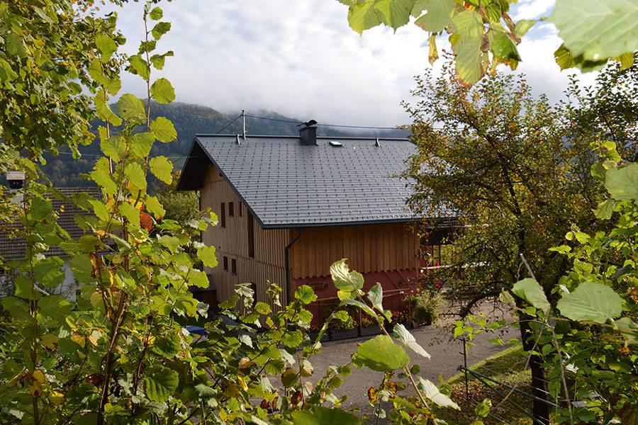 Amade Antracit – Casă privată, Austria
