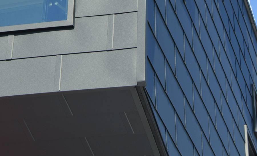 Amade Antracit – Clădire Birouri, Austria