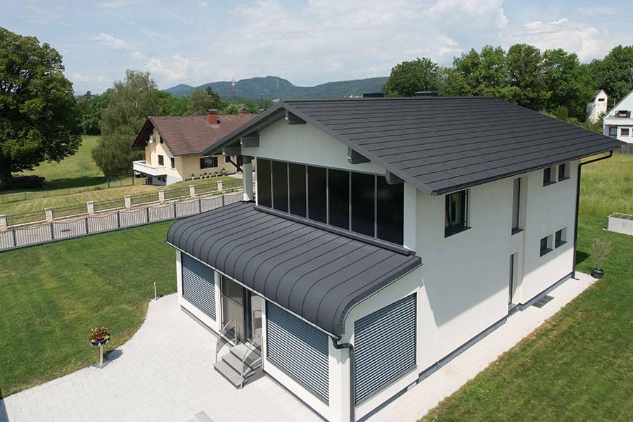 Amade și Highline Antracit – Casă privată, Austria